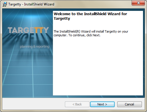 Instalace Targetty Excel AddIn